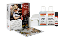 Car leather care kit Ink remover