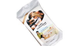 Car leather care kit wipes
